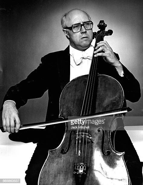 Cellist Mstislav Rostropovich 1979 Photo by Jack Mitchell/Getty Images