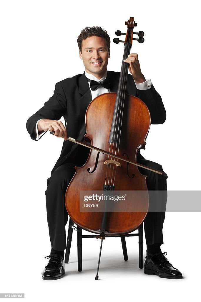 Cellist Stock Photo | Getty Images