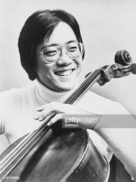 Cellist YoYo Ma sole recipient of the 1978 Avery Fisher Prize will make four appearances during the opening week of the thirteenth annual Mostly...