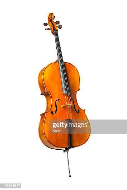 Cello full body shot
