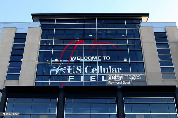 S Cellular Field home of the Chicago White Sox baseball team on November 9 2015 in Chicago Illinois