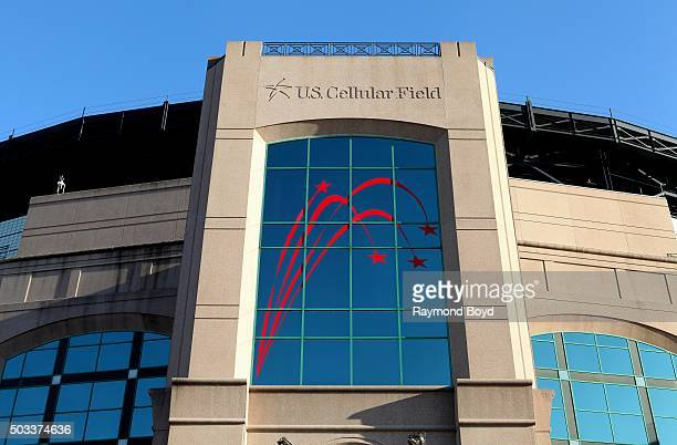 Cellular Field, home of the Chicago White Sox baseball team on November 9, 2015 in Chicago, Illinois.