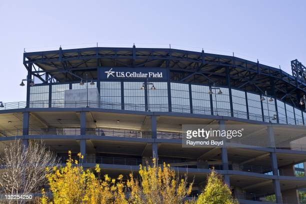 Cellular Field in Chicago, Illinois on OCTOBER 15, 2011.
