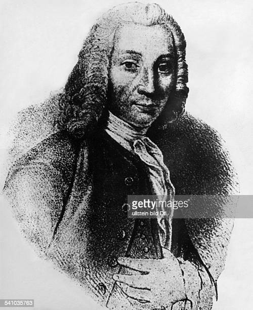 Celsius, Anders *27.11.1701-25 04.1744+Astronom, S- zeitg. Kupferstich