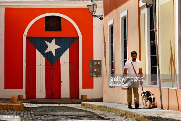 Celso Melendez age 25 and his dog Popeye live in Old San Juan where Celso works as a bartender and studies chemical engineering Celso feels it will...