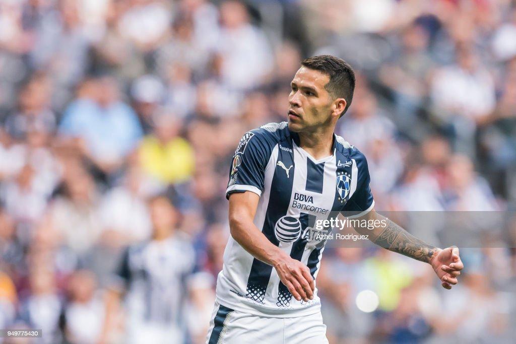 Monterrey v Lobos BUAP - Torneo Clausura 2018 Liga MX