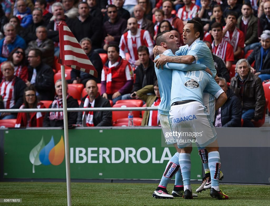 FBL-ESP-LIGA-ATHLETIC-CELTA : News Photo