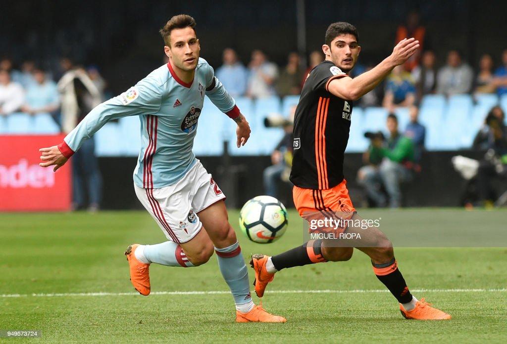 Celta de Vigo v Valencia - La Liga