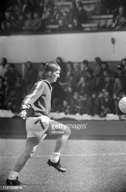 Celtic 30 Dundee aet Scottish Cup Semi Final Replay Celtic Park Wednesday 11th April 1973 pictured Kenny Dalglish Celtic forward