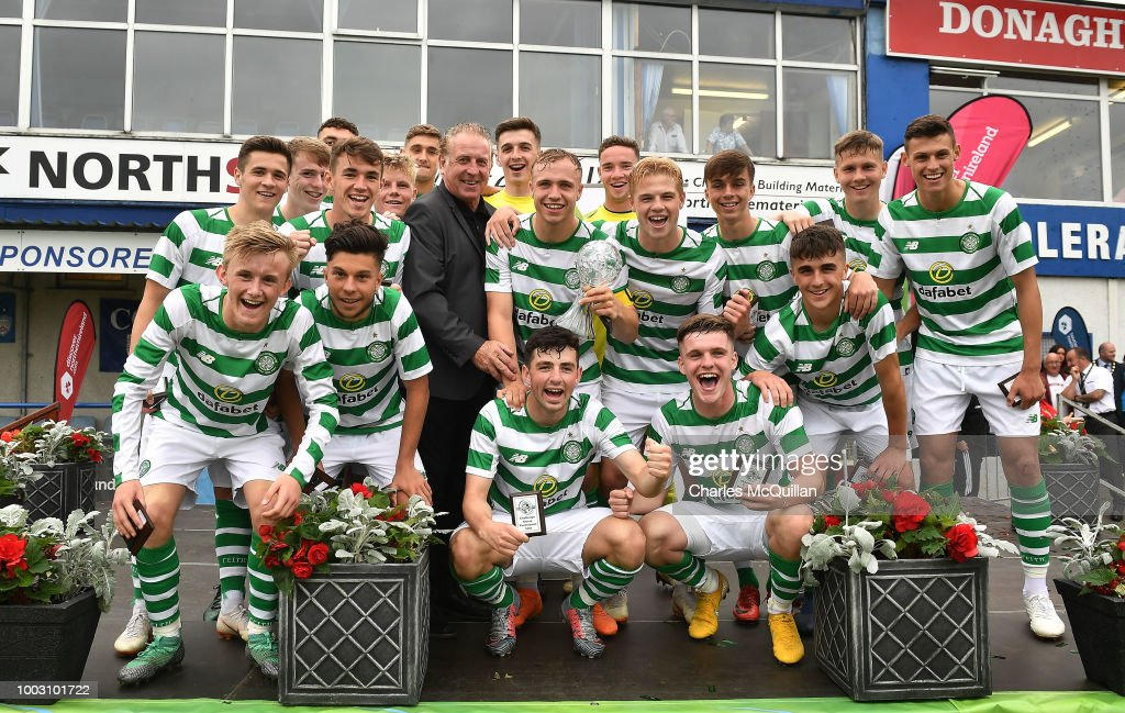 Manchester United v Celtic: NI Super Cup U19s Gala Match