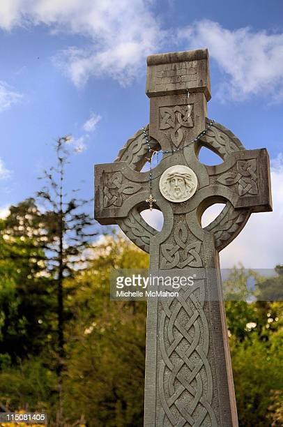 Celtic Cross and Rosary