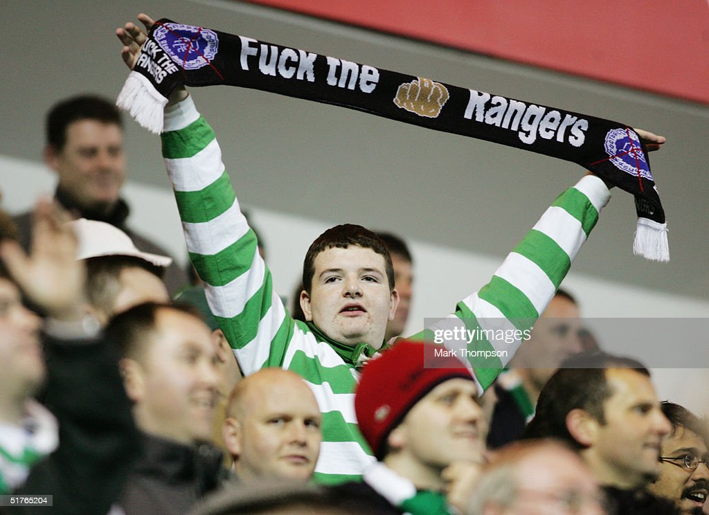 Celtic v Rangers : News Photo