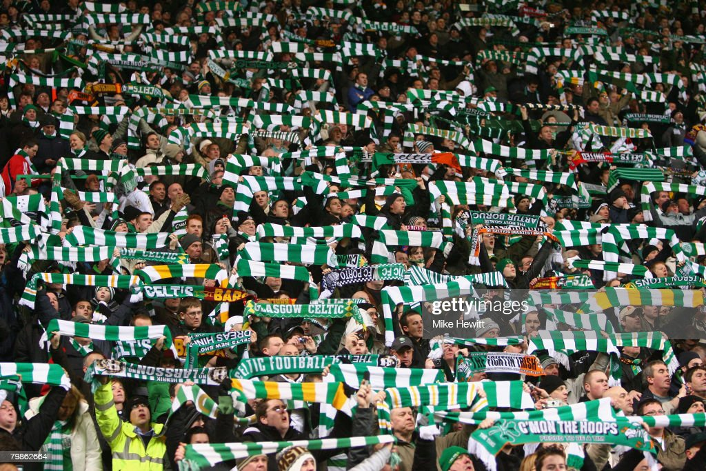 Celtic v Barcelona - UEFA Champions League : News Photo