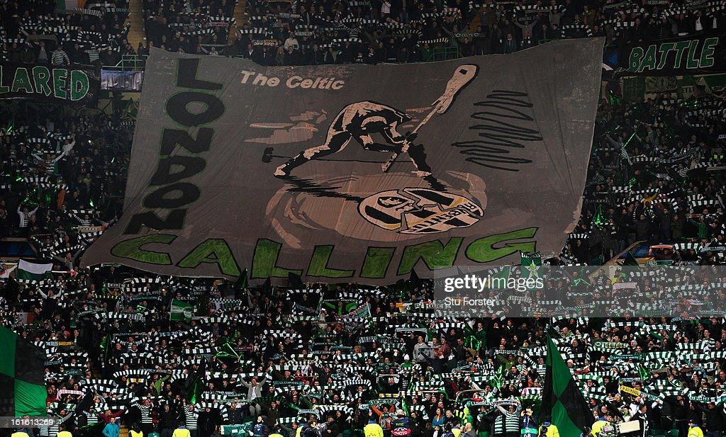 Celtic v Juventus - UEFA Champions League Round of 16 : News Photo