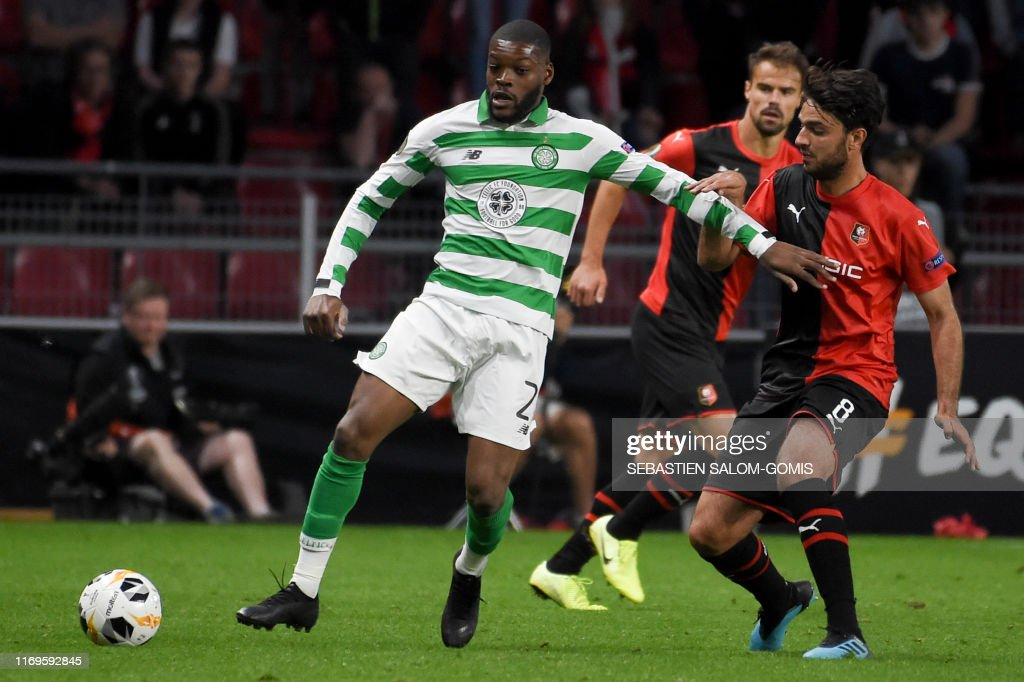 FBL-EUR-C3-RENNES-CELTIC : News Photo