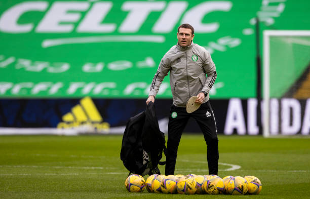 GBR: Celtic v Aberdeen - Ladbrokes Scottish Premiership