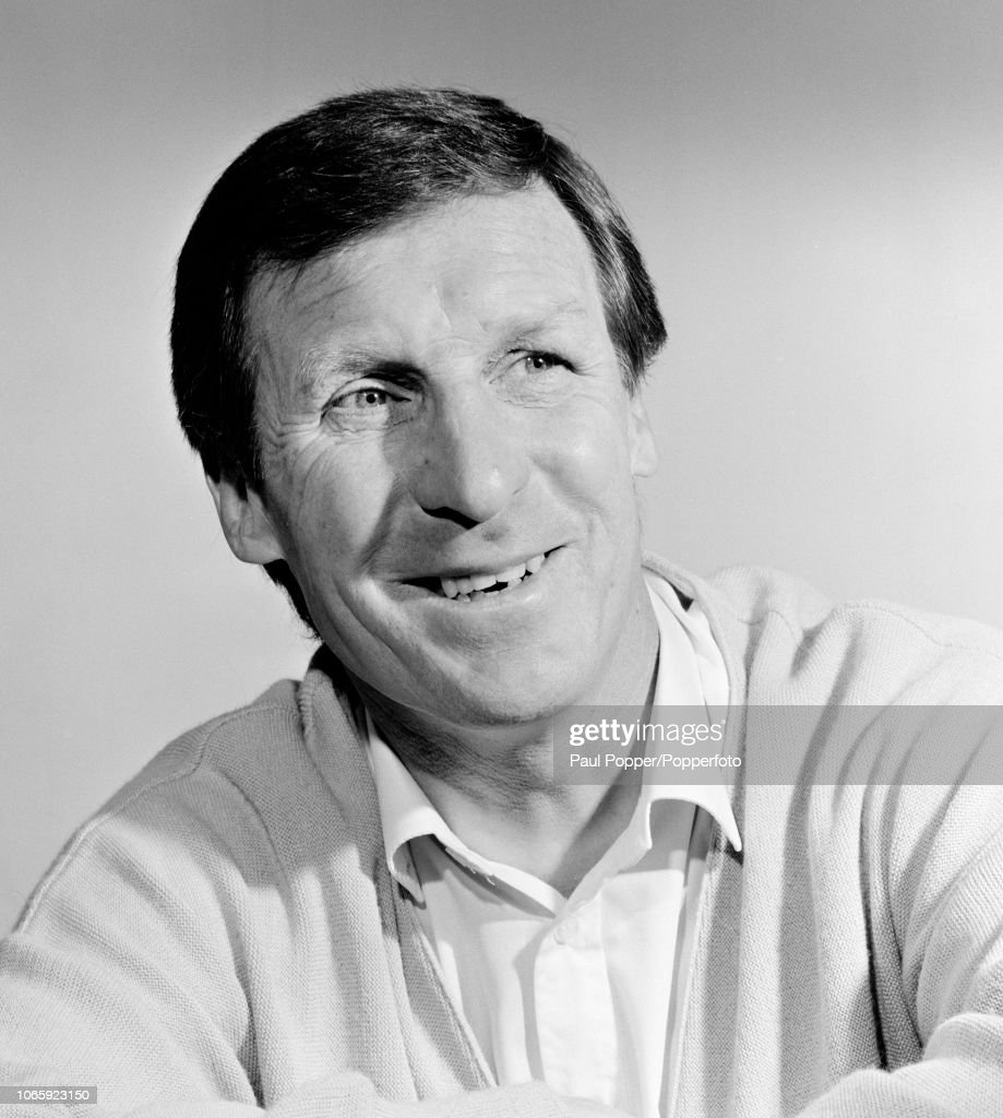 Billy McNeill - Celtic Manager : News Photo