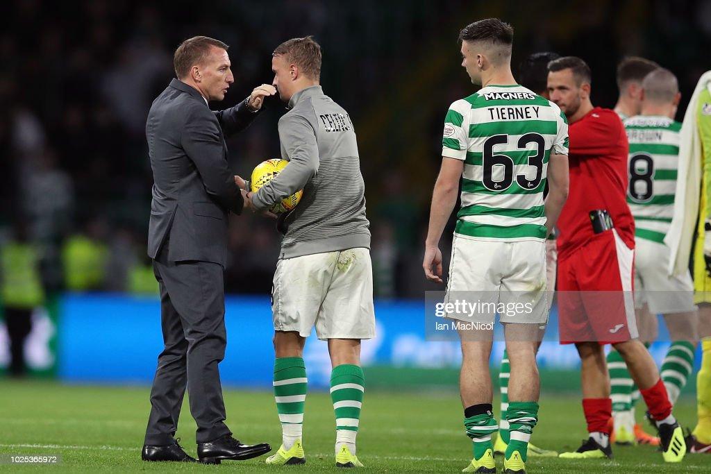 Celtic v Suduva - UEFA Europa League Play Off: Second Leg : News Photo