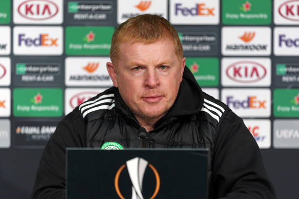 FRA: Celtic - Press Conference And Training Session
