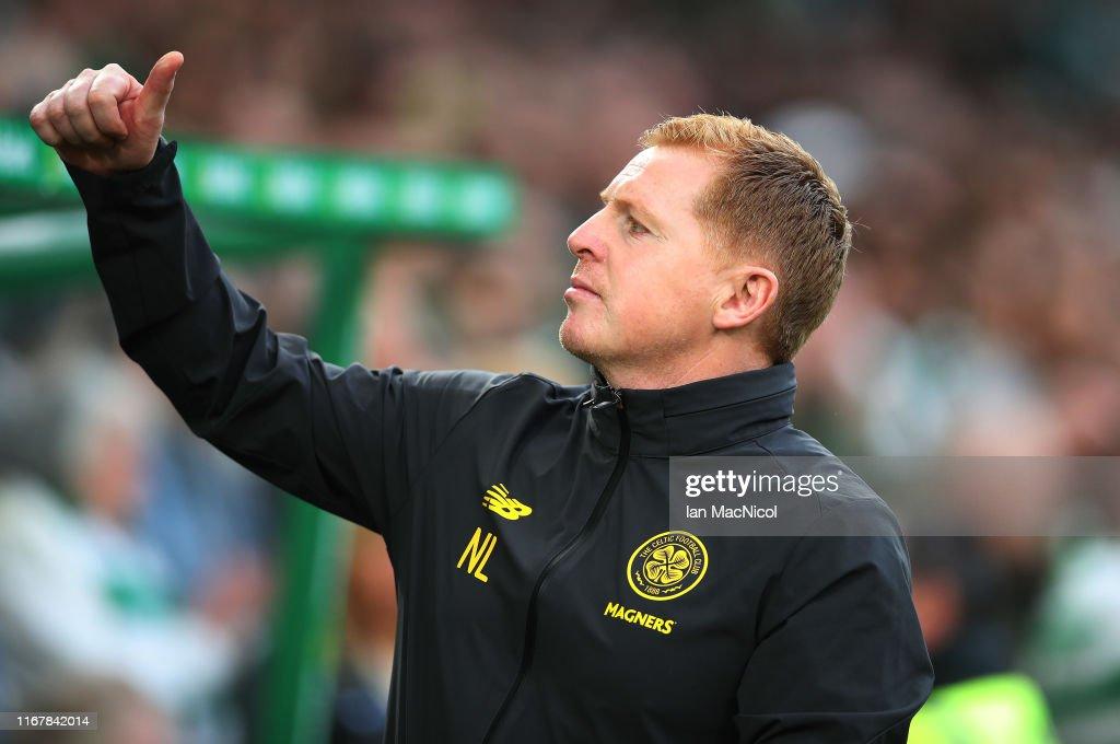 Celtic v CFR Cluj - UEFA Champions League Third Qualifying Round: Second Leg : News Photo