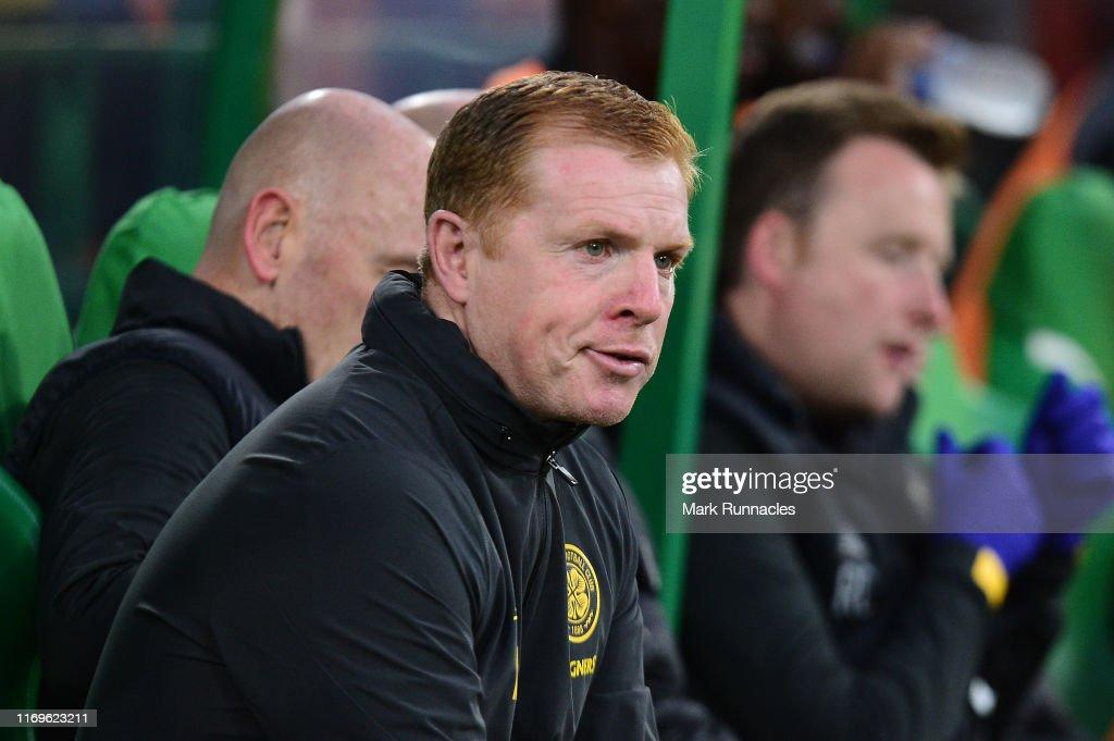 Celtic v AIK - UEFA Europa League Play Off: First Leg : News Photo