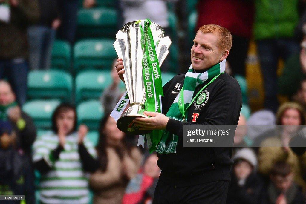 Celtic v St Johnstone - Scottish Premier League : News Photo