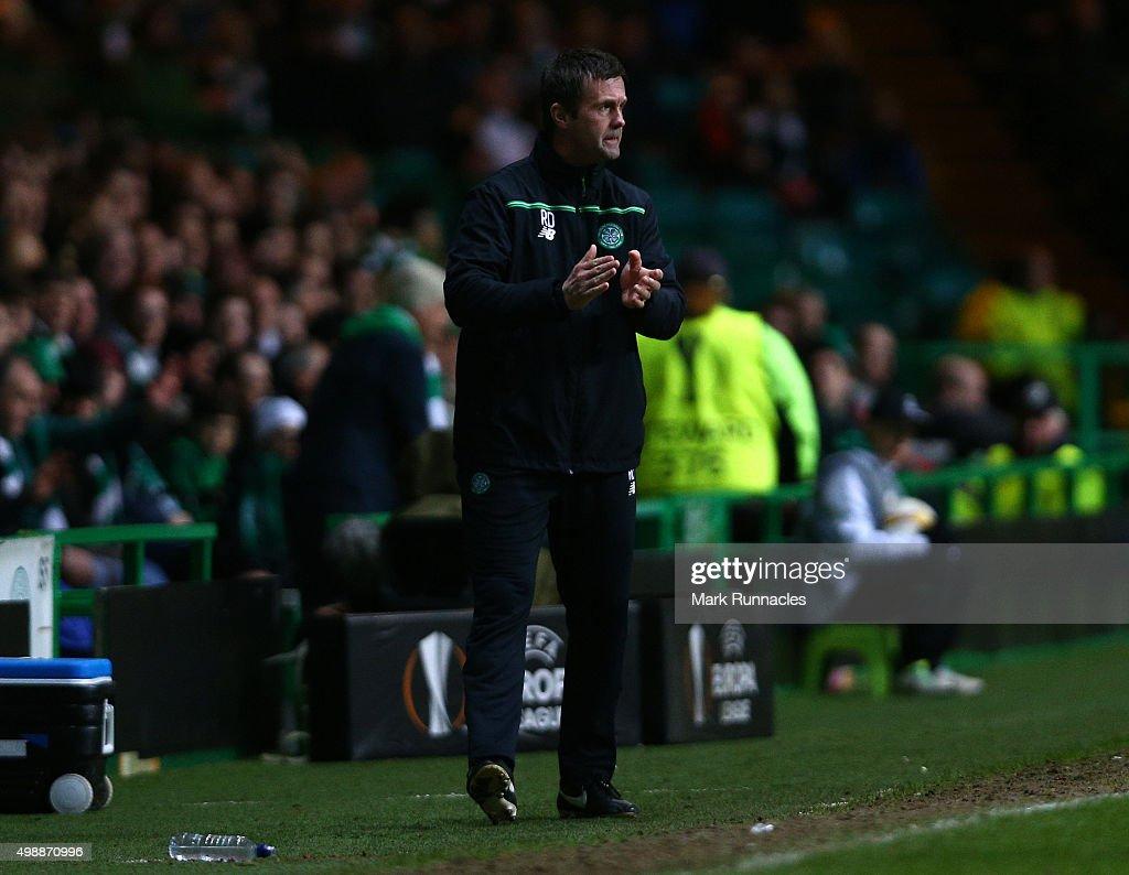 Celtic FC v AFC Ajax - UEFA Europa League : News Photo