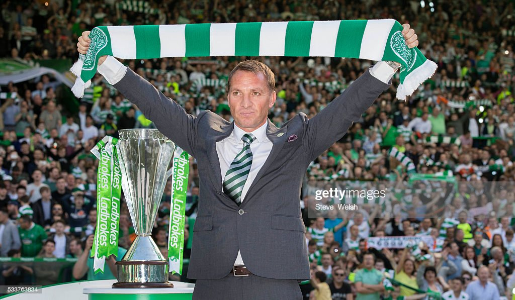 Celtic Unveil New Manager : News Photo