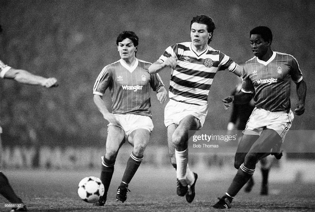 UEFA Cup - Nottingham Forest V Glasgow Celtic : News Photo