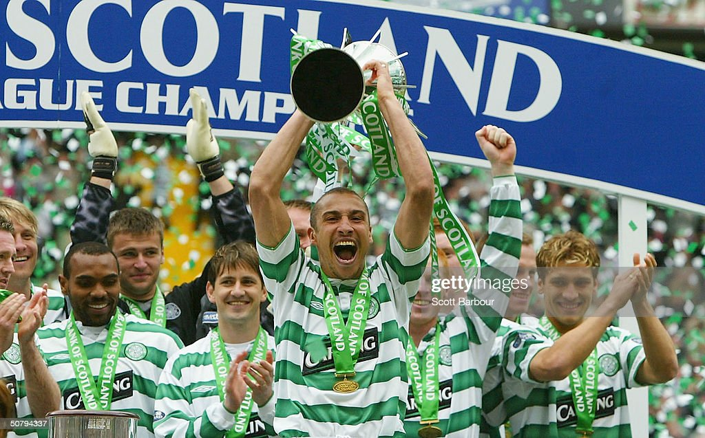 Glasgow Celtic v Dunfermline : News Photo