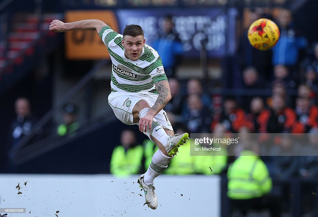 Celtic v Rangers - Scottish League Cup Semi-Final : News Photo
