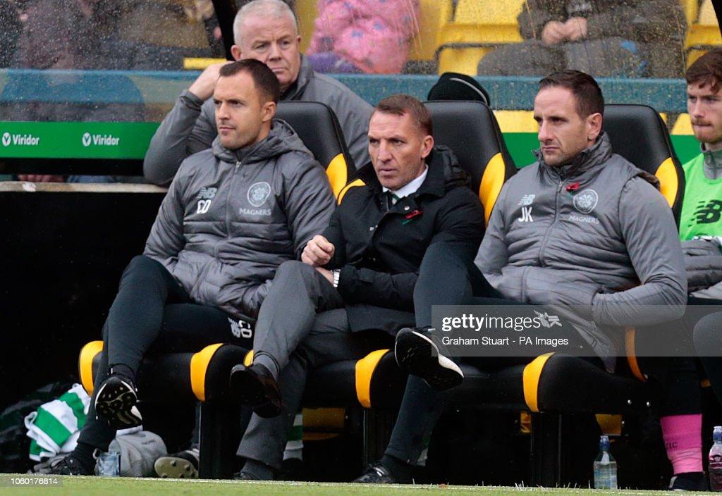 Livingston v Celtic - Ladbrokes Scottish Premiership - Tony Macaroni Arena : News Photo