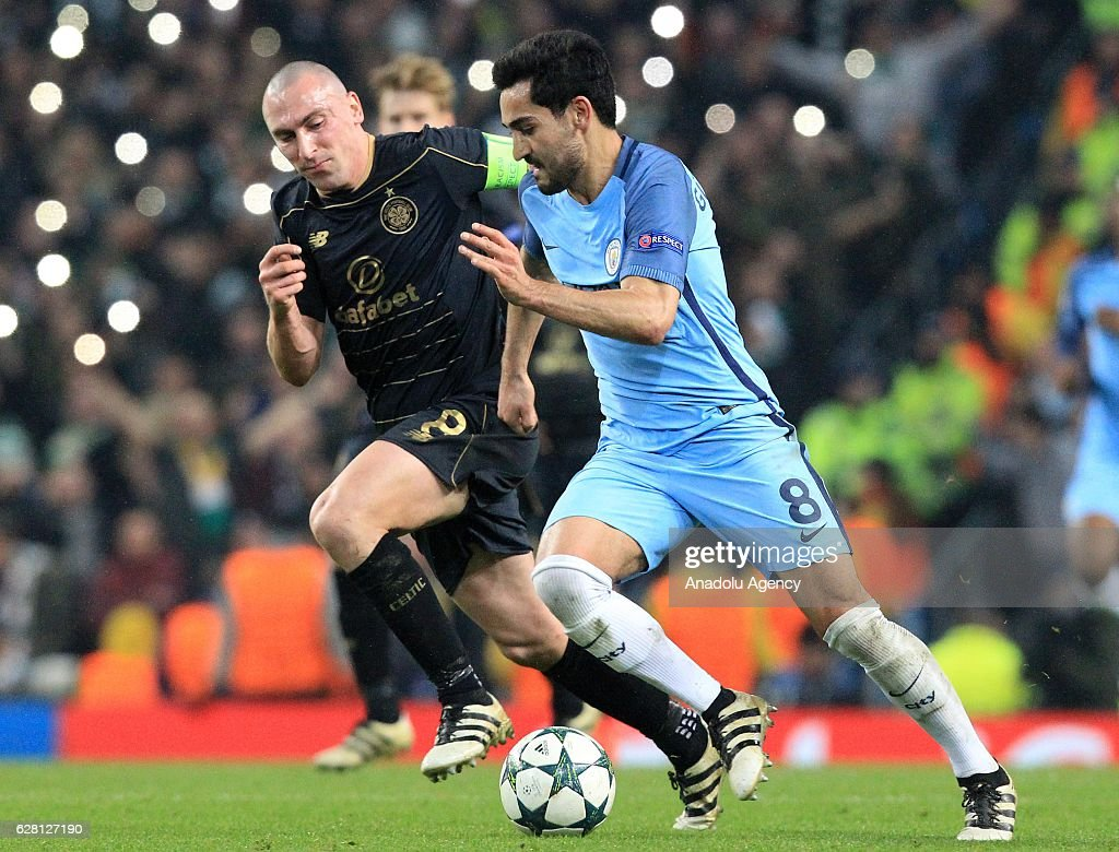 Manchester City vs Celtic - UEFA Champions League : News Photo