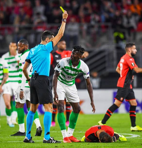 FRA: Stade Rennes v Celtic FC: Group E - UEFA Europa League