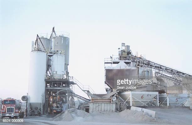 Idaho Cement Plants : Cimenterie photos et images de collection getty