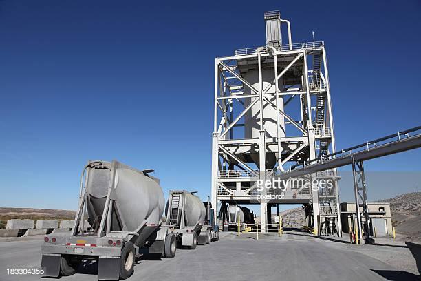 Ciment de production
