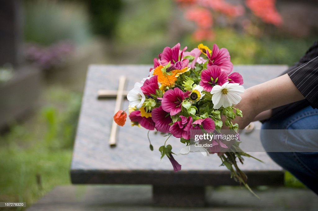 Cementary : Stock Photo