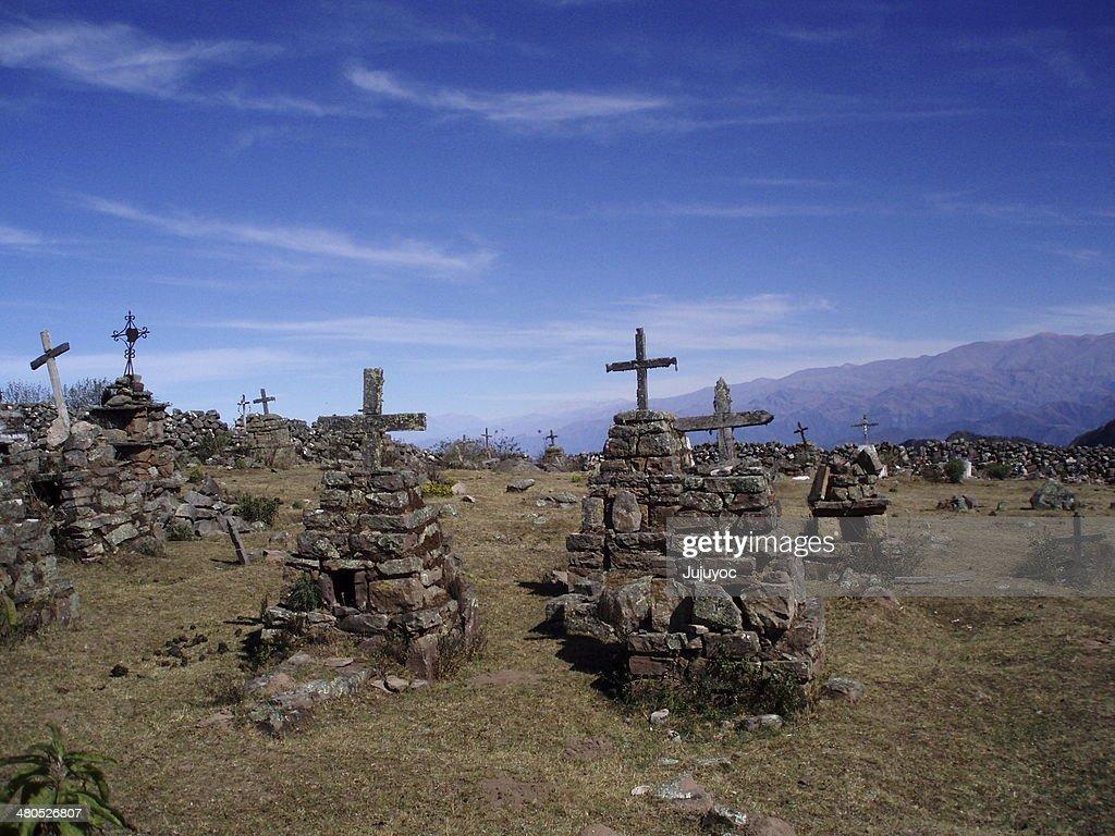 Cementerio de piedra : Stock Photo