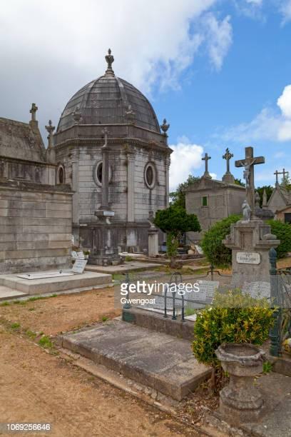 cementerio agramonte en oporto - gwengoat fotografías e imágenes de stock