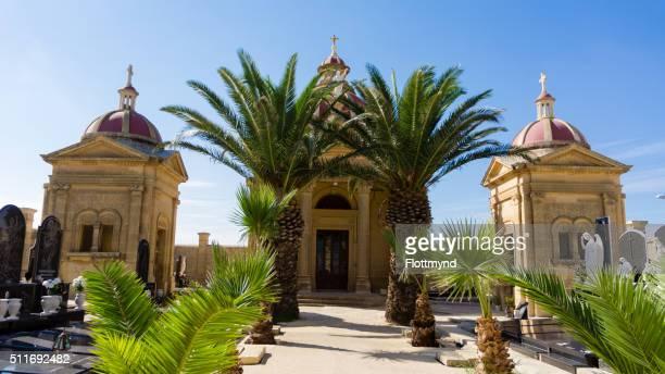 Cemetery Gozo