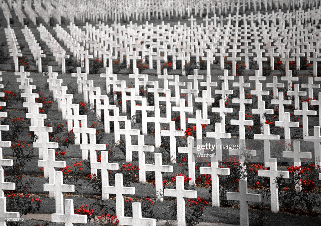 WWI Cimetière de Verdun : Photo