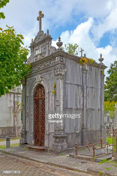 Cemetery of Agramonte in Porto