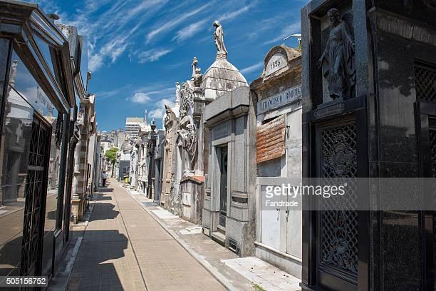 Cemetery of Recoleta, Buenos Aires