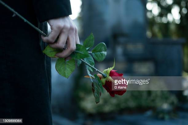 cemetery - funeral stock pictures, royalty-free photos & images