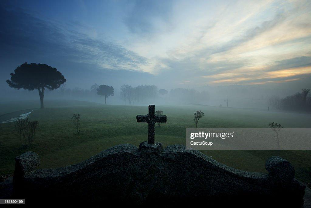 Cemetery : Stock Photo