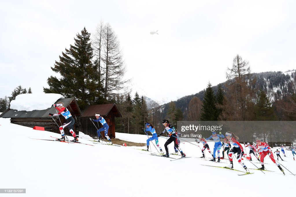 AUT: FIS Nordic World Ski Championships - Women's Cross Country 30k