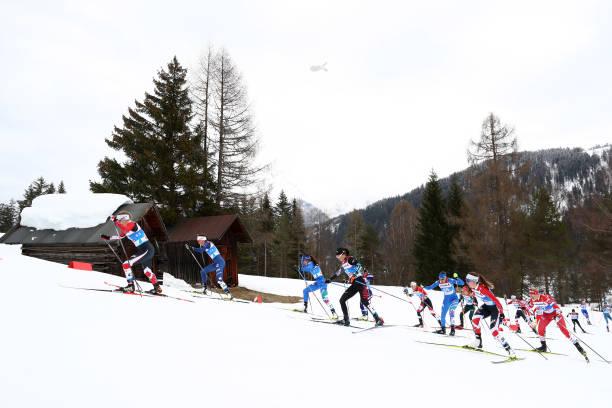 AUT: FIS Nordic World Ski Championships - Women's Cross Country 30k