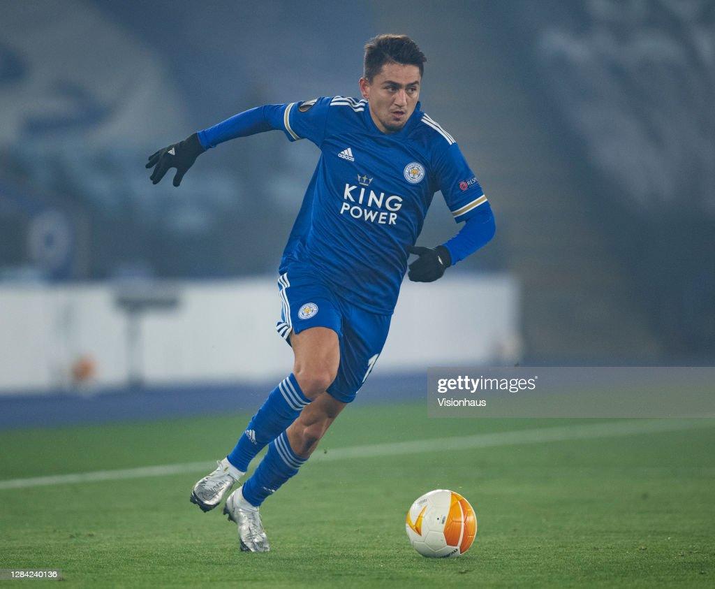 Leicester City v SC Braga: Group G - UEFA Europa League : Nachrichtenfoto