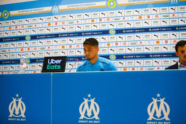 FRA: Marseille - Press Conference
