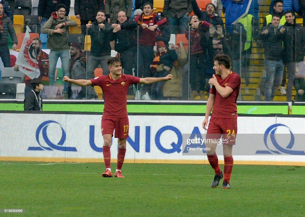Udinese Calcio v AS Roma - Serie A : News Photo
